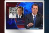 Stephen Colbert compares Obama, Romney dog...