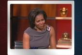 Michelle Obama announces 2012 endorsement