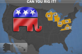 Swinging blue states: the GOP's 2016 strategy