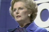 Former British PM Margaret Thatcher dead...
