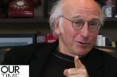 Larry David encourages youth to vote