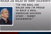 Will the real Joe Walsh please stand up?