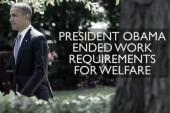 New Romney ad criticizes Obama's welfare...