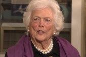 Barbara Bush: 'We've had enough Bushes' in...