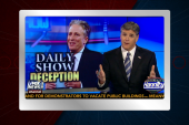 Stewart vs Hannity over the Bundy Ranch