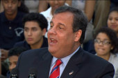 Christie closes bridge to opponent?