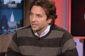 Bradley Cooper discusses 'Silver Linings...