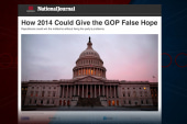 Positive forecast for GOP in 2014?