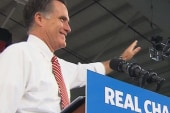 Final days on the Romney campaign trail