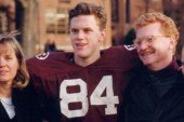 Willie Geist on talks with his father