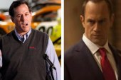 Rick Santorum inspires 'True Blood' vampire