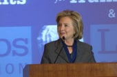 Hillary knows best: Campaigning is tough