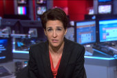 Maddow: 'Why did we have to go' to war?