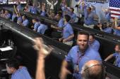 NASA rejoices as Curiosity touches down on...