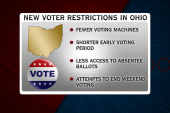 Why Ohio is ground zero for voting rights