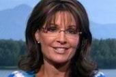 Palin: Hillary should be Obama's VP...