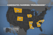 'Personhood' a key issue in midterm elections
