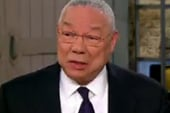 Call Colin Powell, maybe?