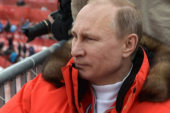 Putin's approval rating rises in Russia
