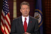 Is Rand Paul stepping up onto the 2016 stage?