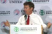 GOP candidates found plagiarizing Rand Paul