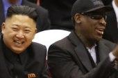 Dennis Rodman: Kim Jong Un is 'awesome'