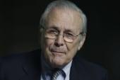Errol Morris: Rumsfeld 'believed in war'