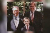 Luke Russert: My dad 'was my best friend'