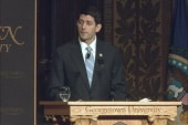 Catholics protest Ryan's budget, says...