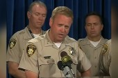 Las Vegas shooting leaves two cops dead
