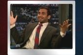 What would President Aziz Ansari be like?