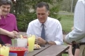 Mitt Romney: cookie critic?