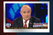 Giuliani says Palin needed more preparation