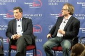 Romney aide says auto industry should...