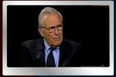 Rumsfeld gives Bush partial credit in bin...
