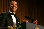 Press, politicians come together for WHCD