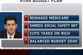 Who wins under the Ryan budget plan?