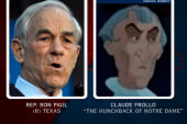 Politicians and their Disney doppelgangers
