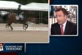 Romney, Rafalca dance around the Olympics