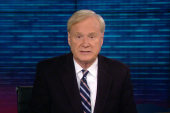 Matthews: We answer morally for the CIA