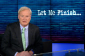 Chris Matthews shares his Irish pride