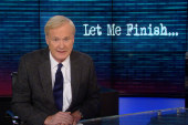 Matthews: Rumsfeld, Romney are disruptions