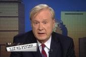 Matthews on the 'strange matter' of Watergate