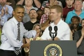 Is likeability enough for Obama?