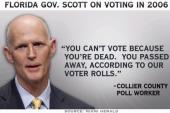 Gov. Rick Scott once mistaken for dead