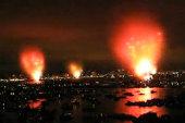 San Diego's 15-second firework show