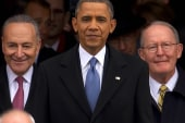 Second term challenges for Obama