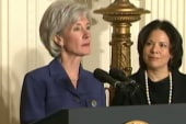 Archbishops protest HHS Sec. Sebelius...