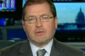 Republicans run from Norquist tax pledge