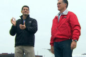 Romney-Ryan partnership hits rocky road
